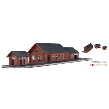 Guldager station