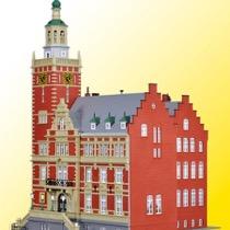 H0 Rathaus Leer