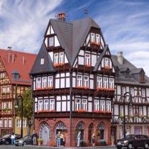 Bindingsværks byhus