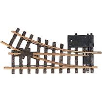 Sporskifte, højre, elektrisk, R1, 30° DC