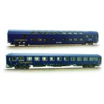 DB  City Night Line 2-vognssæt (Blå)
