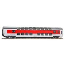 DB WLABm 61 85 06-94 313-2 City Night Line (Rød/Hvid)2 etage