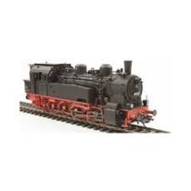 Vitrinelokomotiv BR94 1538, Museumslok d. Rennsteigbahn