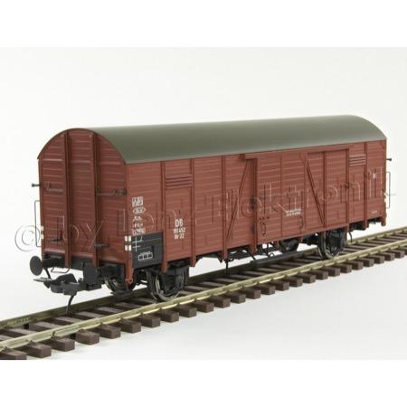 Güterwagen Gl22 Dresden, DB, Betr.-Nr