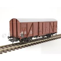 Güterwagen Gms 54 m. Schlusslicht,  Betr.Nr