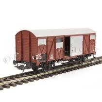 Güterwagen K4  SBB, PVC–Dach, Betr