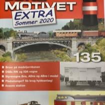 "Lokomotivet nr. 135 ""SOMMER 2020"""