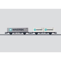 DSB Maersk containersæt