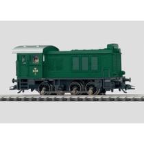 Diesellokomotive. - Rangiertraktor No.1 DSB AC
