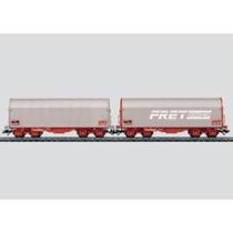 Coil-Transporter Shimms der Französischen Staatsbahnen (SNCF).