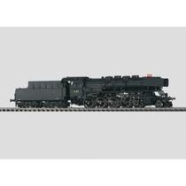 Dampflokomotive mit Schlepptender - Reihe N DSB AC