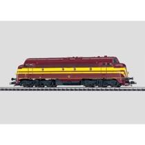 Diesellokomotive. - Serie 1600 CFL AC