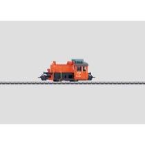 "Dieselkleinlokomotive. - Tm 34 ""Mandarinli"", SOB AC"