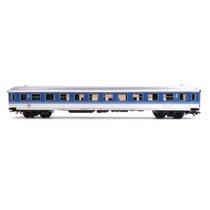 DB personvogn blå/hvid AC