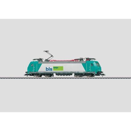 Elektrolokomotive. - BR 185.5 BLS Cargo AC
