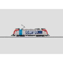 Elektrolokomotive. - BR E 186, Cargo AC