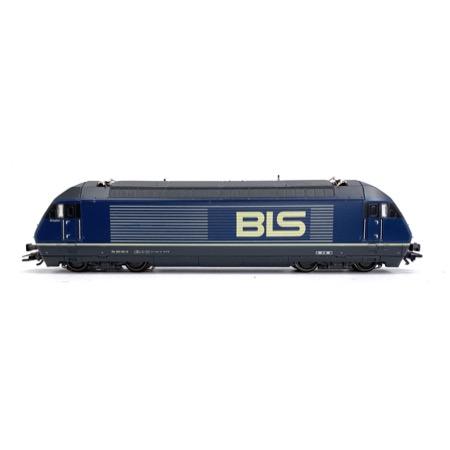Ellokomotiv - Serie 460 BLS AC