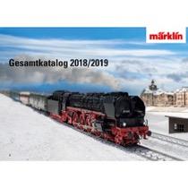 Märklin Katalog 2018/2019 DE