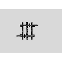 K-skinne: Lige, 22,5 mm AC