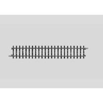 K-skinne: Lige, 168,9 mm AC