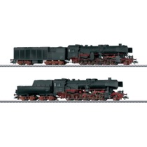 Dampflokomotiven. - BR52 AC