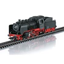 Damplokomotiv med Tender BR 24 AC