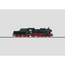 Dampflokomotive mit Wannentender. - BR 38.10-40, DB AC