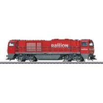 Diesellokomotive G 2000 BB - G 2000 BB AC