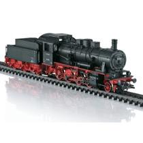 Güterzug-Dampflok BR 56 DB AC