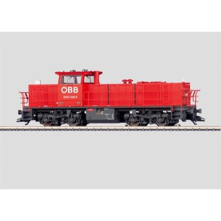 """Diesellokomotive. - Reihe 2070 """"Hector"""" (ÖBB) AC"""