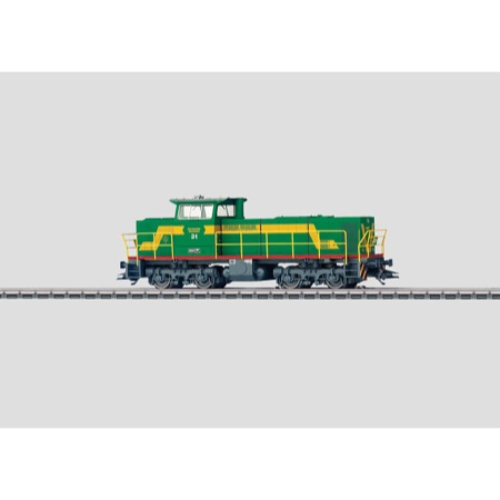 Diesellokomotive. - MaK-Universallok AC