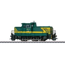 Diesellok Serie 80 SNCB AC