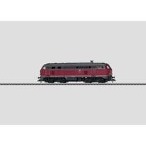 Diesellokomotive. - BR 218, DB AC