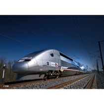 TGV Duplex Weltrekord 2007 AC