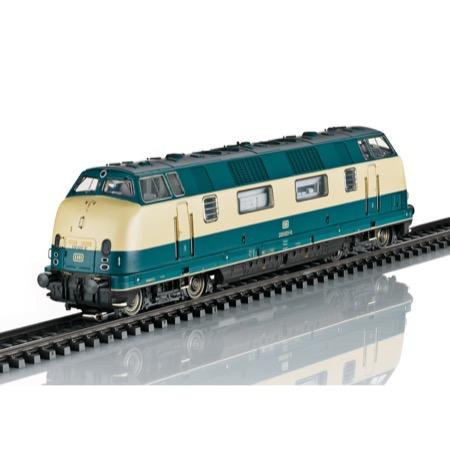 Diesellok BR 220 DB AC