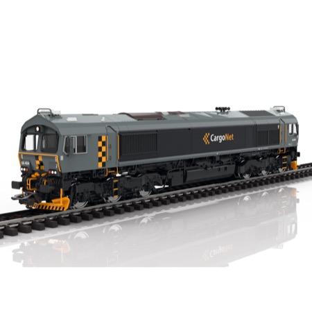 Diesellokomotive Class 66 AC