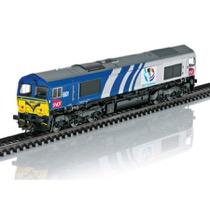 Diesellok Class 66 SNCF AC