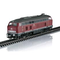 Diesellokomotive Baureihe 210 - BR 210, DB AC