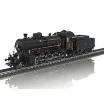 "Dampflokomotive mit Schlepptender Serie C 5/6 ""Elefant"" - Serie C 5/6, Elefant AC"