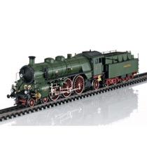 """Dampflokomotive S 3/6, die """"Hochhaxige"""" AC"""