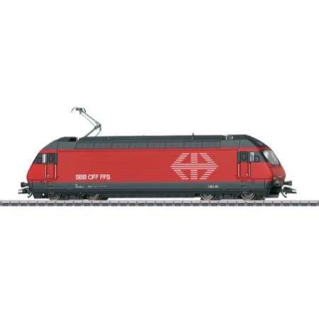 E-Lok Re 460 SBB AC