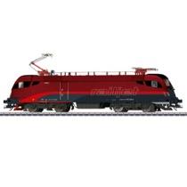E-Lok Reihe 1116 railjet ÖBB AC