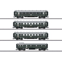 Schnellzugwagen-Set Pfalz