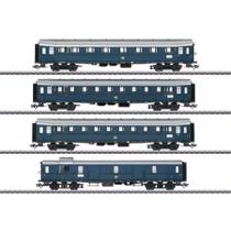 Schnellzugwagen-Set DB