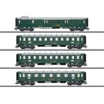Schweizer Oldtimer-Personenwagenset