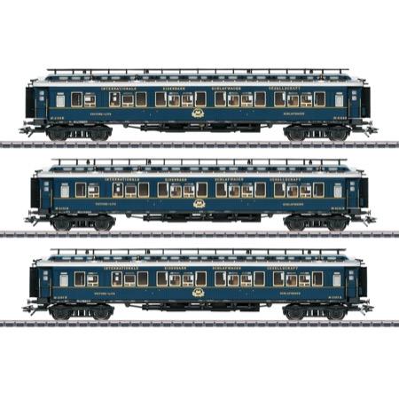 Simplon-Orient-Express-Set