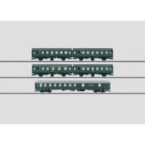 Personenwagen-Set. - Wagenset