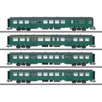 SNCB/NMBS personvognsæt type M2