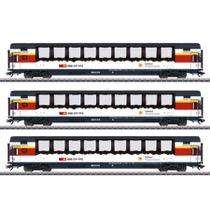 Gotthard Panorama Express SBB