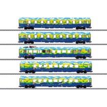 Personenwagen-Set Touristik-Z